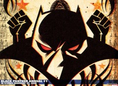 Wallpapers Comics black panther