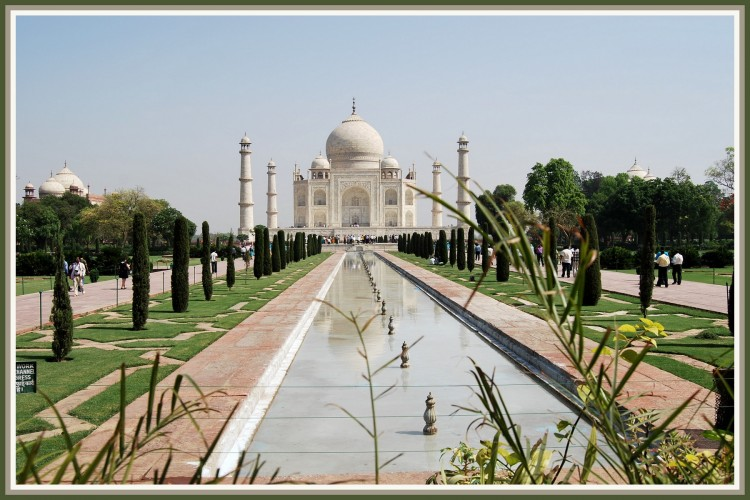 Wallpapers Trips : Asia India Taj-Mahal