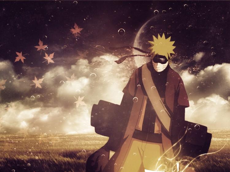Wallpapers Manga Naruto la haine