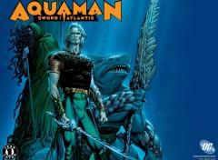 Fonds d'écran Comics et BDs aquaman