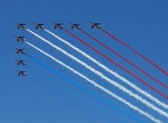 Wallpapers Planes patrouille de france