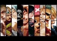 Wallpapers Manga Mugiwara