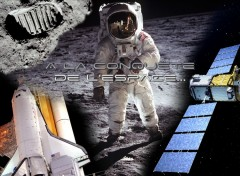 Wallpapers Space A la conquête de l'espace...