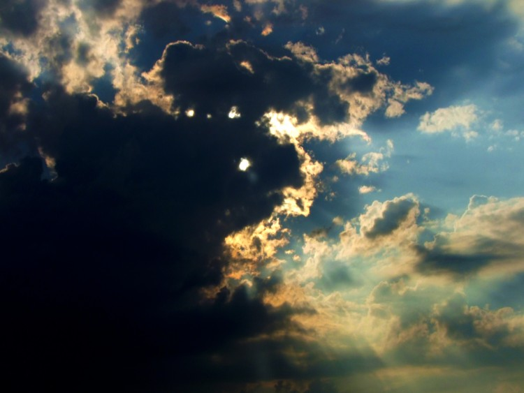 Wallpapers Nature Skies - Clouds Paradis ?