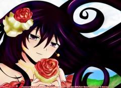 Fonds d'écran Manga Alice