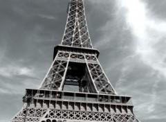Fonds d'écran Constructions et architecture La Tour Eiffel
