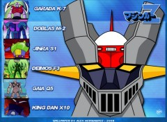 Wallpapers Manga Mazinger Z