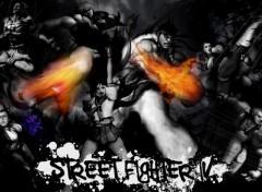 Fonds d'écran Jeux Vidéo Street Fighter IV