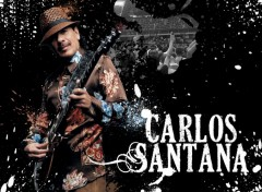 Wallpapers Music Carlos Santana