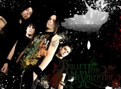 Wallpapers Music Bullet For My Valentine