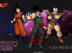 Wallpapers Manga Bardock's Flesh And Blood