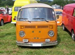 Wallpapers Cars combi des ann�es 70