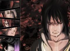 Fonds d'écran Manga Taka. La Vengeance du Faucon.