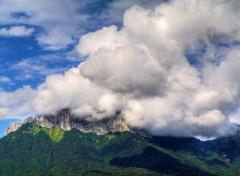 Fonds d'écran Nature Mangeurs de nuages
