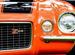 Wallpapers Cars Chevrolet Camaro Z-28