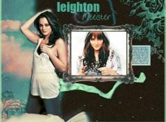 Fonds d'écran Célébrités Femme Leighton Meester