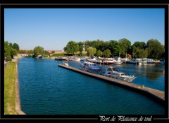 Wallpapers Nature port de plaisance de toul