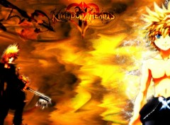 Wallpapers Video Games Roxas Brazier FullHD