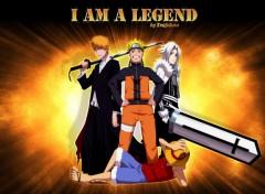 Wallpapers Manga I am a Legend!