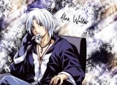 Fonds d'écran Manga Allen Walker