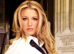 Fonds d'écran Séries TV Serena van der Woodsen