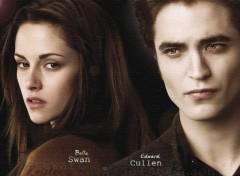 Wallpapers Movies Twilight: Bella Swan & Edward Cullen