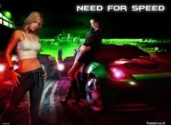 Fonds d'écran Jeux Vidéo Need For Speed