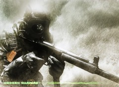 Fonds d'écran Jeux Vidéo Modern Warfare 2
