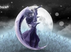 Wallpapers Manga Moon Light