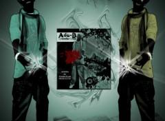 Fonds d'écran Art - Numérique angel and devil