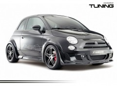 Fonds d'écran Voitures Fiat 500 Tuning wallpaper by bewall.com
