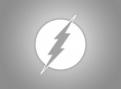 Wallpapers Comics The Flash's logo