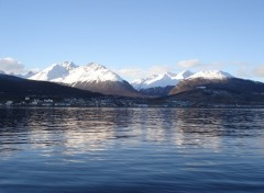 Wallpapers Trips : South America Baie d'Ushuaia
