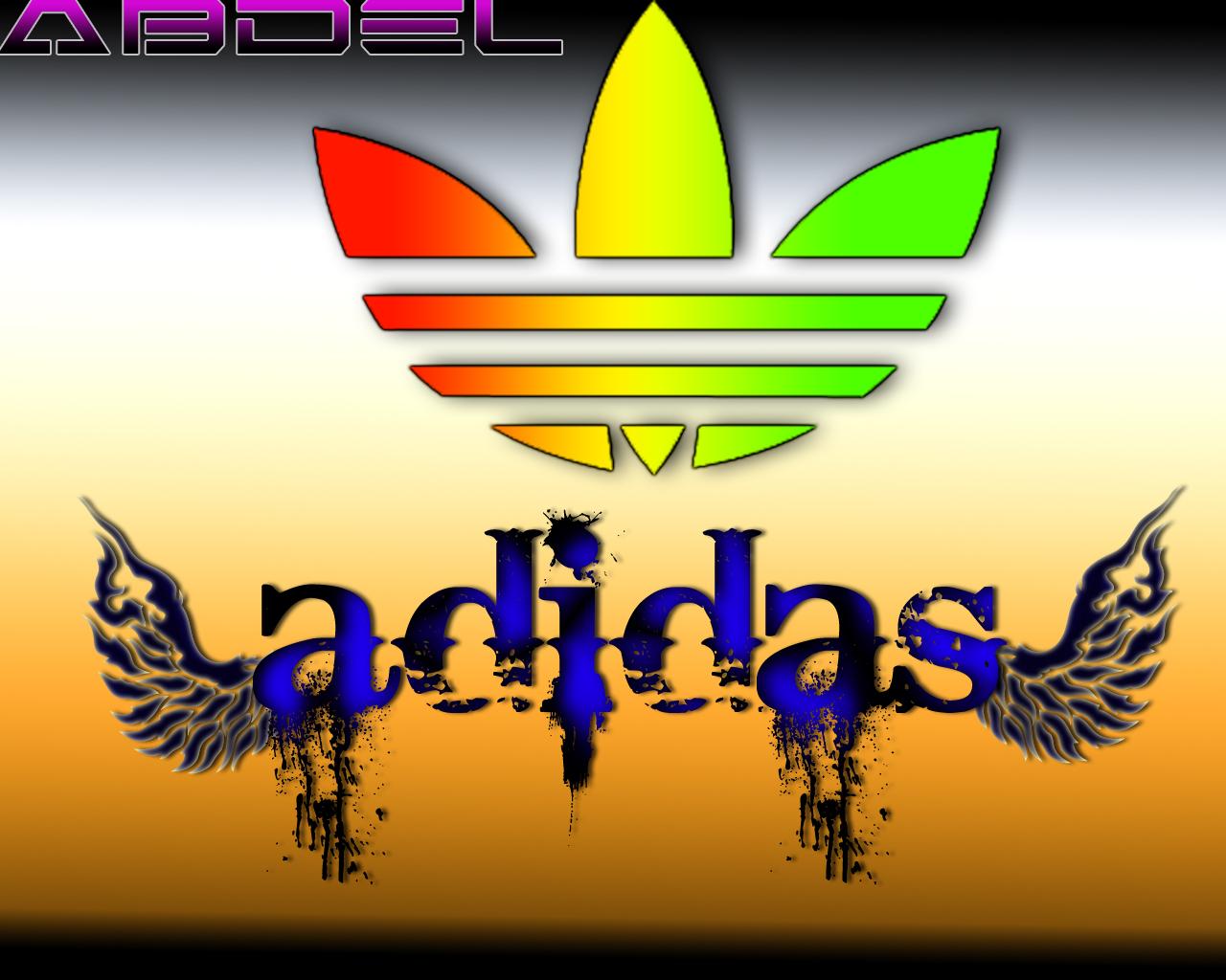 Wallpapers Brands - Advertising Adidas adidas
