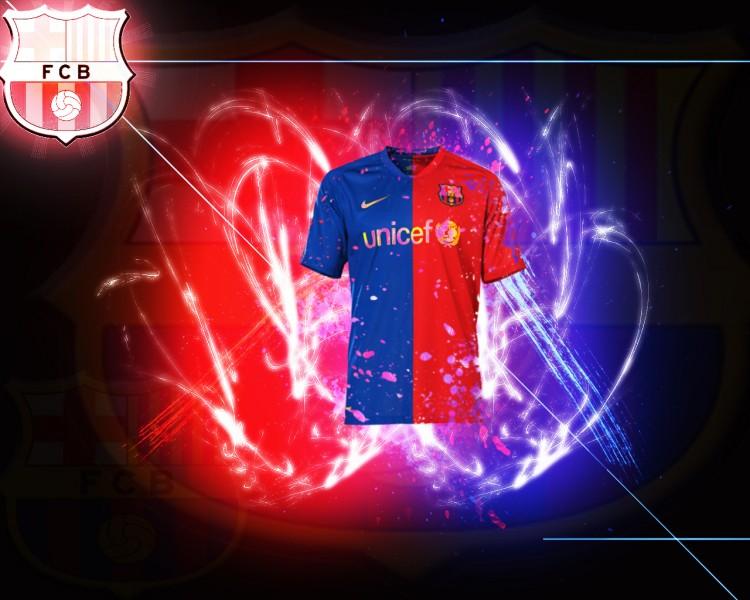 Fonds d'écran Sports - Loisirs FC Barcelone FCB