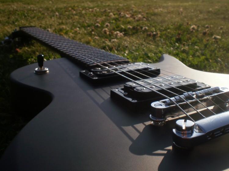 Wallpapers Music Instruments - Guitares ESP LTD EC-50