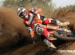 Fonds d'�cran Motos Micka�l Pichon # 101 World Championship MX 1