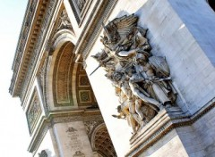 Wallpapers Trips : Europ l arc de triomphe