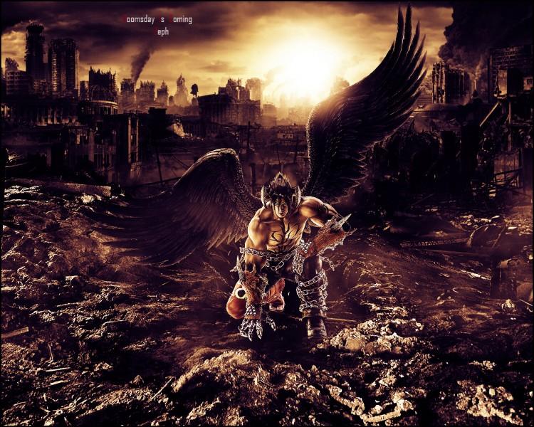 Wallpapers Video Games Tekken 6 Doomsday is coming