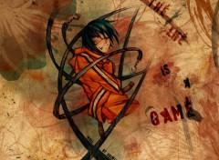 Fonds d'écran Manga Agito - The life is a game