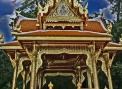 Wallpapers Constructions and architecture Temple Thaïs