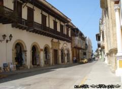 Fonds d'écran Voyages : Amérique du sud Cartagena