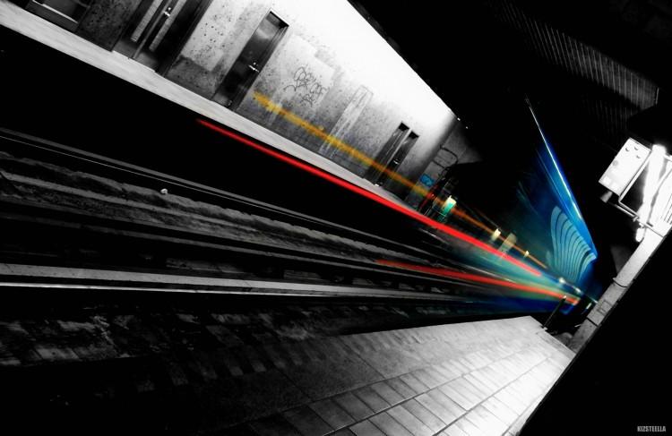 Fonds d'écran Transports divers Métro Métroal