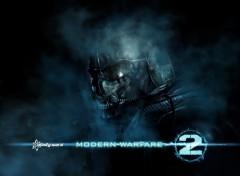Fonds d'écran Jeux Vidéo Call of Duty Modern Warfare 2