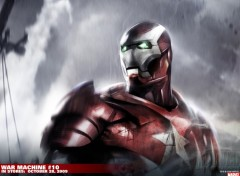 Wallpapers Comics war machine