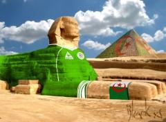 Fonds d'écran Humour algerie egypte