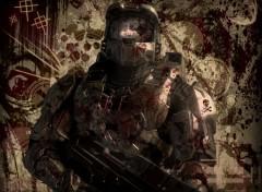 Fonds d'écran Jeux Vidéo Bloody Halo