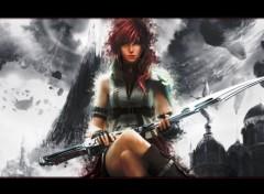 Fonds d'écran Jeux Vidéo Final Fantasy XIII