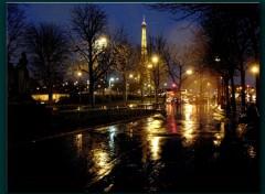Wallpapers Trips : Europ Paris sous la pluie