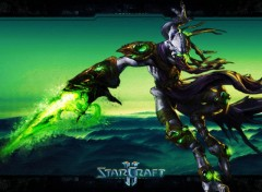 Wallpapers Video Games Zeratul By nbS